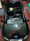 Детский электромобиль Bambi ZP5059, черный., фото 3