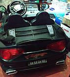 Детский электромобиль Bambi ZP5059, черный., фото 4