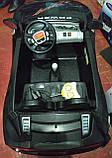 Детский электромобиль Bambi ZP5059, черный., фото 5