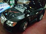 Детский электромобиль Bambi ZP5059, черный., фото 6
