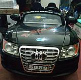 Детский электромобиль Bambi ZP5059, черный., фото 9