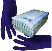 Перчатки НИТРИЛОВЫЕ нестерильные неопудренные ОСОБО ЧУВСТВИТЕЛЬНЫЕ (200шт/уп) SFM