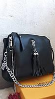 Шкіряна сумка , женская кожаная сумка , клатч