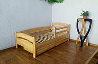 """Детская кровать с ящиками и защитным бортиком """"Марта"""" от производителя"""