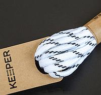 Шнурки (в упаковке)  6 мм круглые треккинговые (не вощеные) 150 см, фото 1