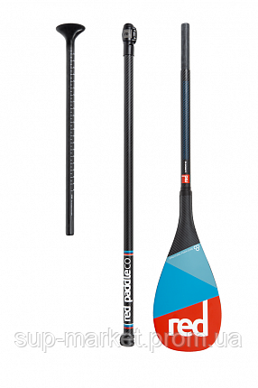Весло для SUP Red Paddle Co Carbon 50 3pc (CamLock), 2019-2020