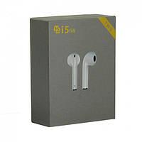 Bluetooth наушники с сенсором i5 TWS! Акция