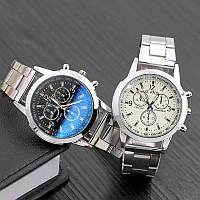 Наручные мужские металлические часы Женева