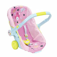 Zapf Кресло люлька переноска автокресло для куклы пупса Беби Борн Baby Born 824412 Travel Seat