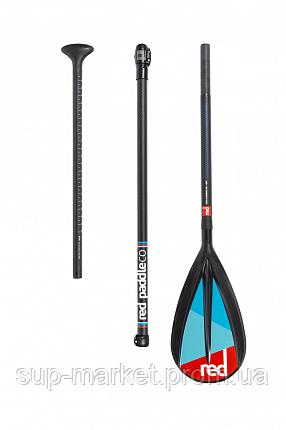 Весло для SUP Red Paddle Co Midi Carbon 50-Nylon 3pc (CamLock), 2019-2020