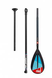 Весло для SUP Red Paddle Co Carbon 50-Nylon 3pc (Lever Lock), 2019-2020