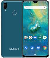 "Смартфон Cubot R15 Pro 3/32 Green, 16+2/13Мп, 2 SIM, 6.26"" IPS, Helio A22, 3000 мАч, 4G, фото 1"