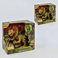Динозавр WS 5310 12 45 см, ходит, световые и звуковые эффекты, 2 цвета SKL11-219918