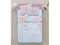 Детское постельное белье для младенцев Nazenin - Logy ранфорс