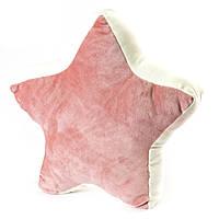 Игрушка мягкая, подушка, Звезда, 36 см