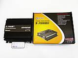 Підсилювач X-7000BT - Bluetooth, USB,FM,MP3! 2800W 4х канальний, фото 3