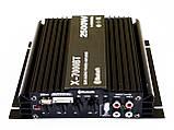 Підсилювач X-7000BT - Bluetooth, USB,FM,MP3! 2800W 4х канальний, фото 5
