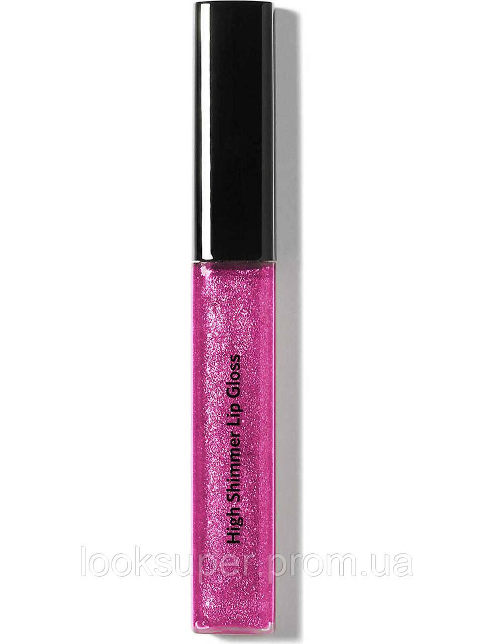 Блеск для губ Боби Браун High Shimmer Lip Gloss - Electric Violet