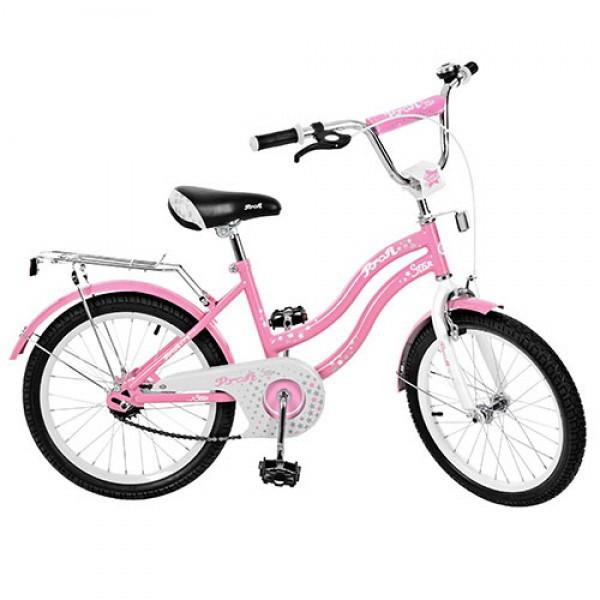 """Велосипед 20"""" Profi Star рожевий L2091"""