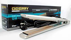 Утюжок для волос Gemei GM 416 с терморегулятором