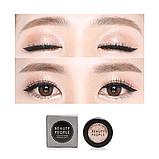 Прессованный пигмент для глаз BEAUTY PEOPLE Fix Pearl Pigment Pact Тон 05 Sugar Light, фото 3