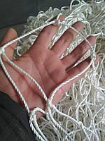 Сетка спорт капрон заградительная шнур 4,5 мм ячейка 45