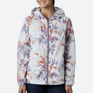 Женская ветровка Columbia  Side Hill Printed Windbreaker
