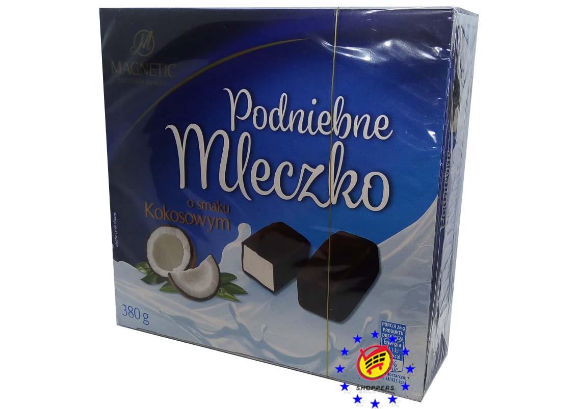 Птичье молоко Magnetic со вкусом кокоса 380г