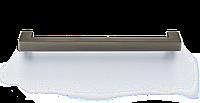 Ручка для мебели из нержавеющей стали MVM  матовый антрацит длина 160 мм