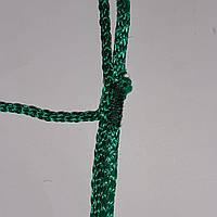Сетка спорт капрон заградительная шнур 3,5 мм ячейка 120 мм
