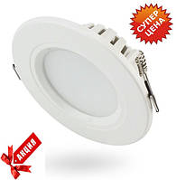 Точечный, потолочный LED 9 Ватт Светильник