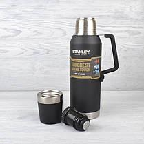 Термос STANLEY Master 1,3L, матовый (10-02659-002), фото 2