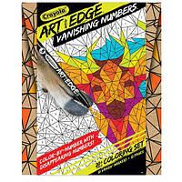 Crayola Набор Крайола раскраски по номерам с 10 маркерами Color by Number