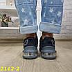 Кроссовки черные на амортизаторах силиконовой подушке, фото 7