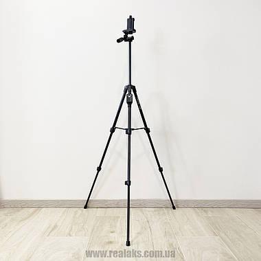 Штатив для телефону фотоапарата YUNTENG VCT 5208 (Black), фото 3