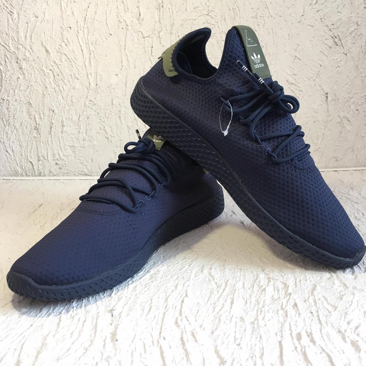 Кроссовки Adidas Pharrell Williams Tennis Hu B41807 47 1/3 размер