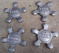 Ковпачки литих дисків AUDI 8R0601165 A3 A4 A6 A8 Q3 Q5, фото 1