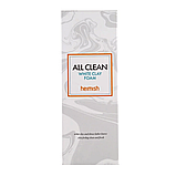Пенка для умывания с белой глиной HEIMISH All Clean White Clay Foam, 150 мл, фото 2