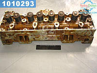 ⭐⭐⭐⭐⭐ Головка блока ЗИЛ 130 с клапанами  130-1003010-Б