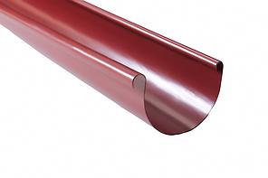 Жолоб червоний пластиковий Profil 130/100