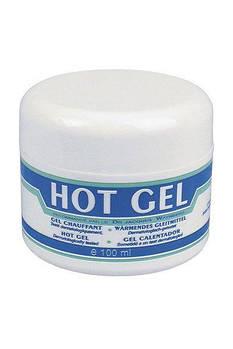 Розігріваючий густий анальний гель Lubrix HOT GEL (100 мл)
