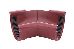 Кут жолоба внутрішній червоний 135 градусів Profil 130/100