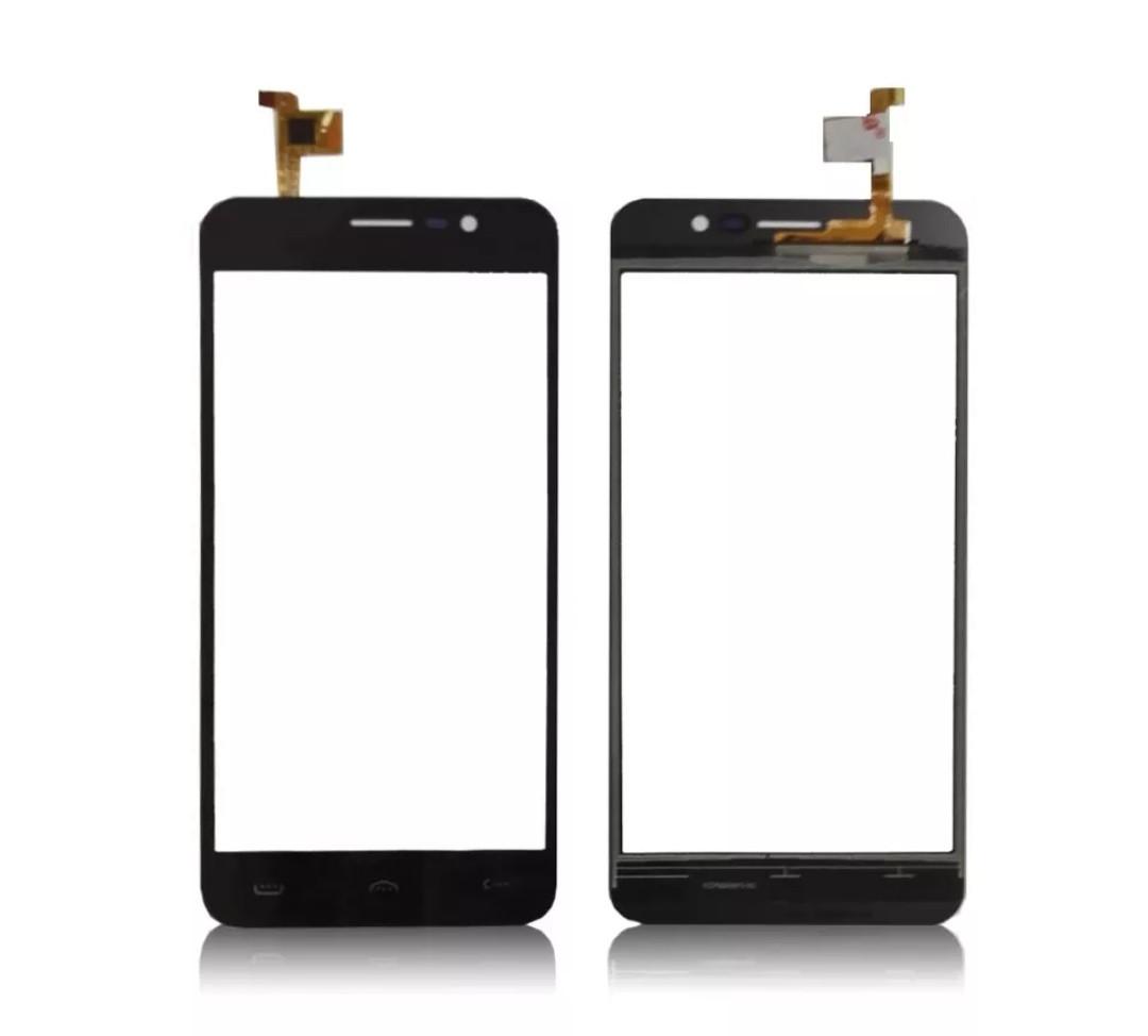 Touchscreen (сенсор) для Homtom HT16 Чорний