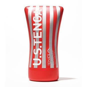 Мастурбатор Tenga US Soft Tube Cup (мягкая подушечка большая)