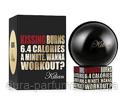 By Kilian Kissing Burns 6.4 Calories A Minute. Wanna Workout? Парфюмированная вода 100 ml. лицензия