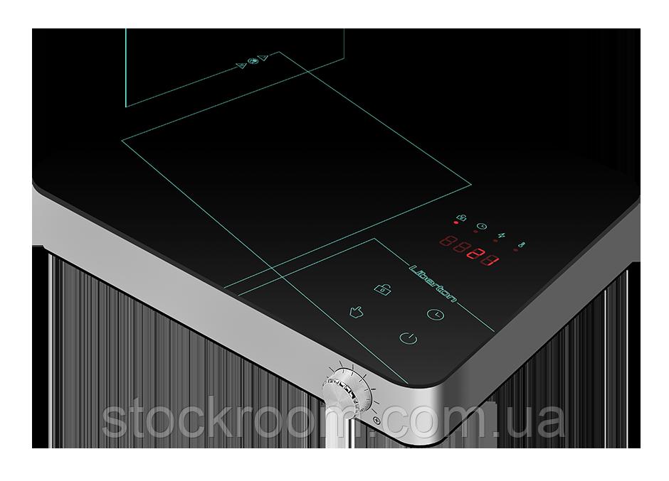Плитка индукционная Liberton LIC 1802 настольная одноконфорочная