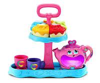 LeapFrog Музыкальный чайный сервиз с тортом 80-603200 Musical Rainbow Tea Party Toy