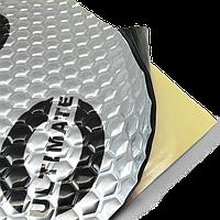 Шумоизоляция Авто U-POWER BLOCK 3.5 мм 50х75 см Виброизоляция Обесшумка Шумка Виброшумоизоляция Автомобиля