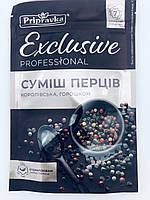 Приправа натуральна суміш перців королівська, EX, 30 гр, Приправка