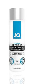 Лубрикант на водно-силіконовій основі System JO CLASSIC HYBRID (120 мл)